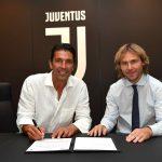UFFICIALE: Buffon è di nuovo della Juve! Il portiere torna bianconero