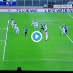 BOOM BROZOVIC - Che gol contro il Lugano: ecco il VIDEO!