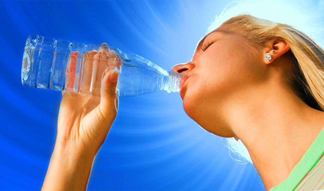 acqua potabile per dimagrire