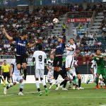 Inter - Lugano: finisce il match! Due a uno per l'Inter con i gol di Sensi e Brozovic