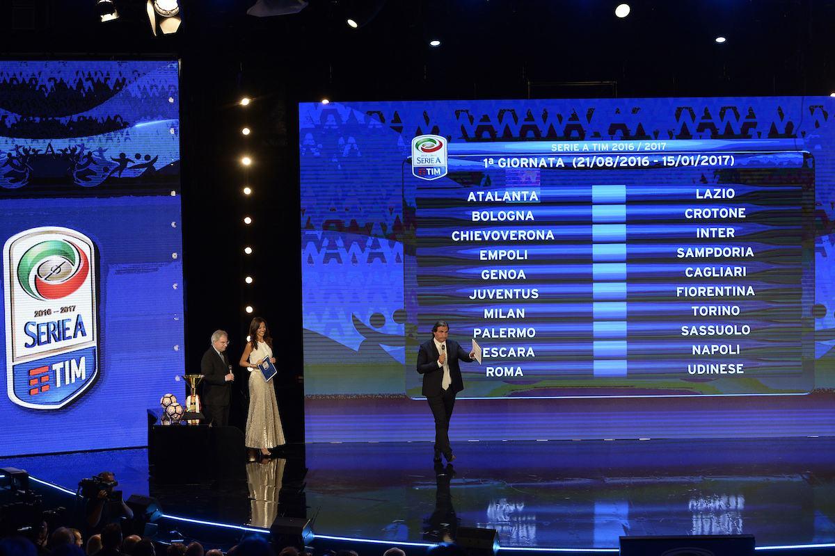 Calendario Serie A 201920 Sorteggio.Sorteggio Del Calendario Di Serie A Ci Sono Tre Novita
