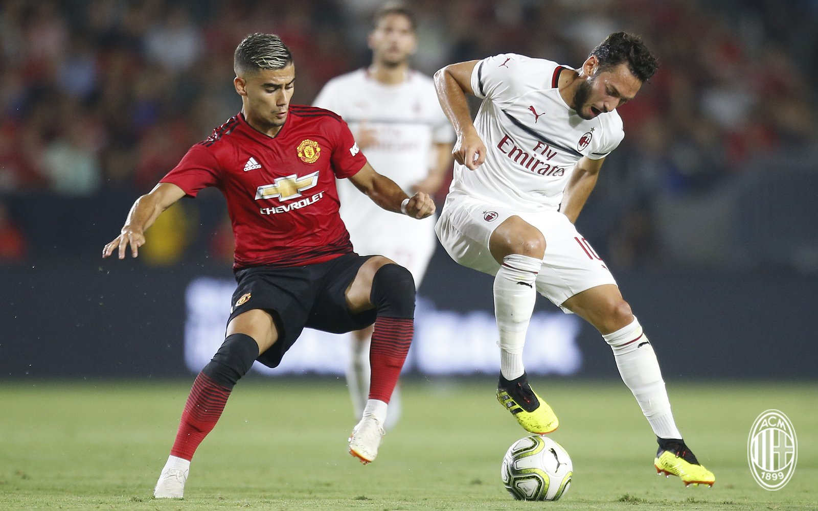 DIRETTA STREAMING - ICC Manchester United vs Milan - LIVE ...