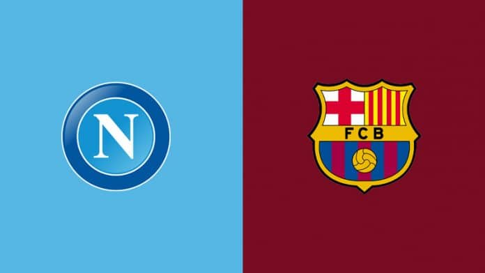 Napoli, sconfitta di misura contro il Barcellona