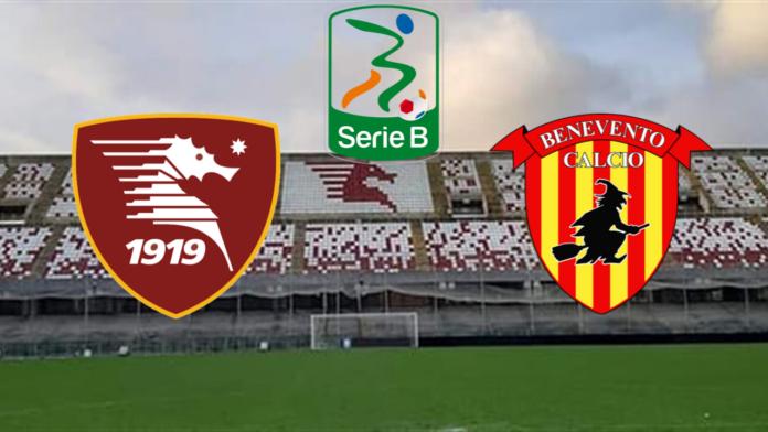 SERIE B, Salernitana - Benevento: tutte le informazioni e ...