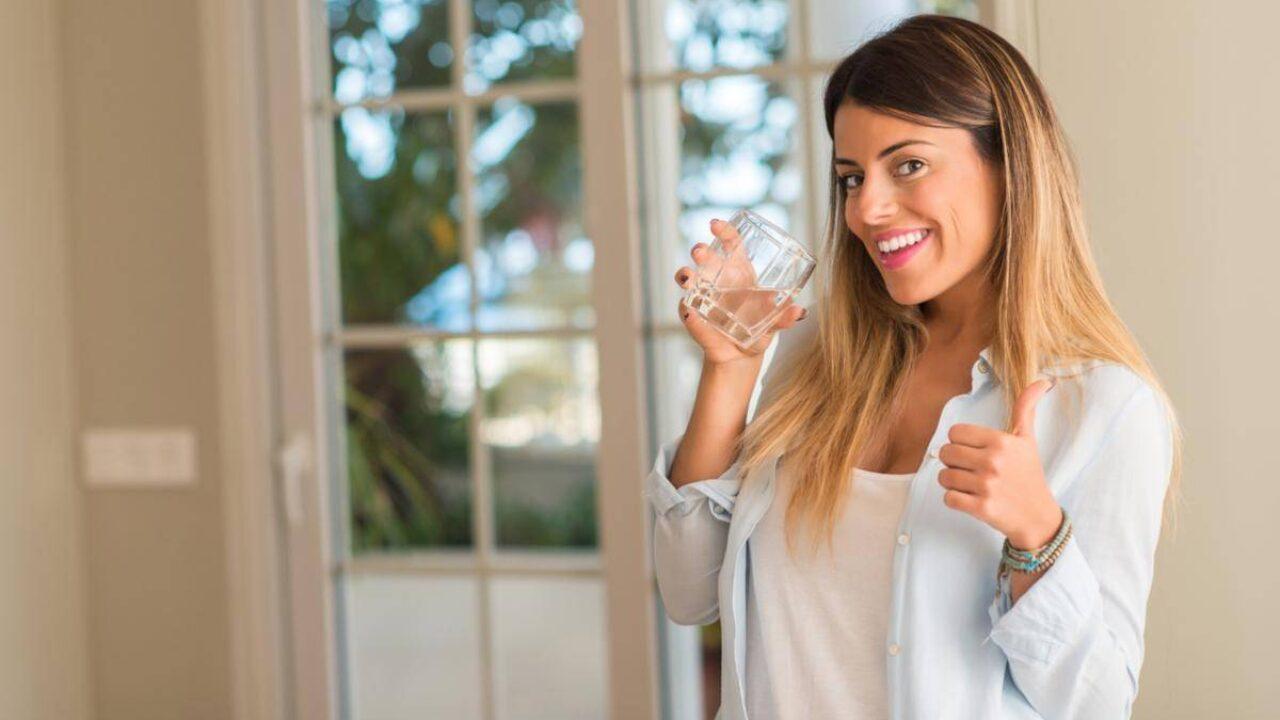 se bevo solo acqua per tre giorni
